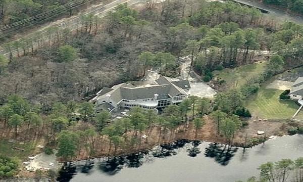 LeSean McCoy House Area
