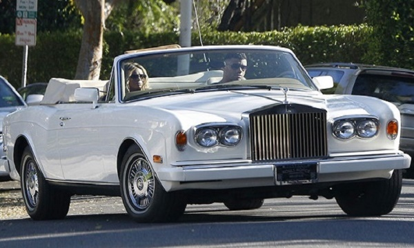 Russell Wilson Cars
