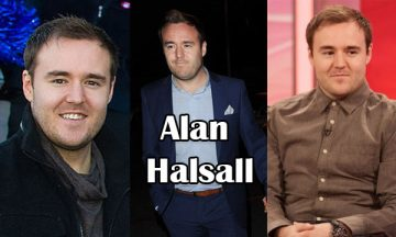 Alan Halsall British Actor