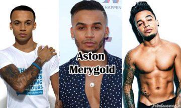 Aston Merygold English singer