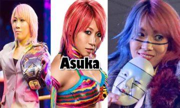 Asuka WWE Wrestler