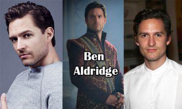 Ben Aldridge English Actor