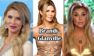 Brandi Glanville American television personality