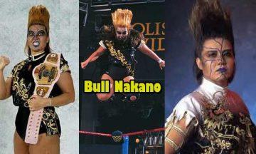 Bull Nakano bio