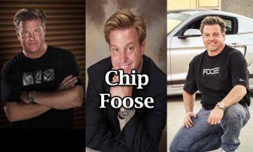 Chip Foose American Desginer