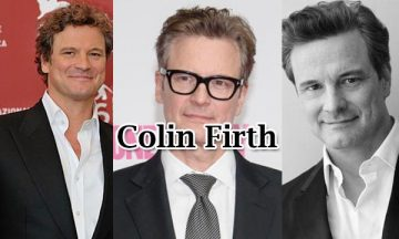 Colin Firth English Actor