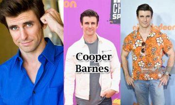 Cooper Barnes American Actor