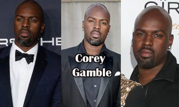 Corey Gamble American Singer
