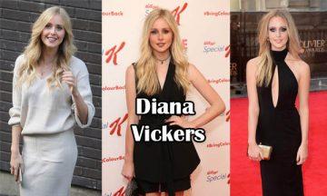 Diana Vickers Actress