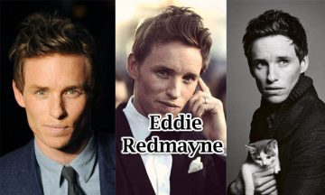 Eddie Redmayne British Actor