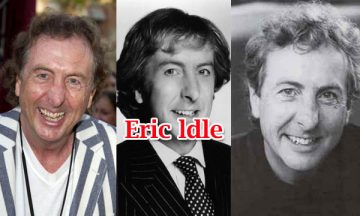 Eric ldle Comedian