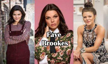 Faye Brookes British Actress