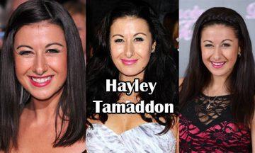 Hayley Tamaddon British Actress