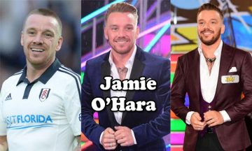Jamie O'Hara football player