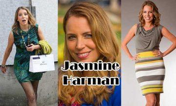 Jasmine Harman television presenter