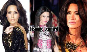 Jasmine Lennard Model