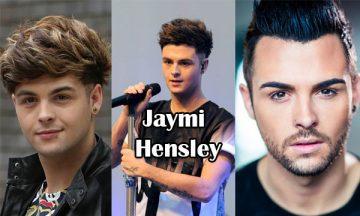 Jaymi Hensley British Singer