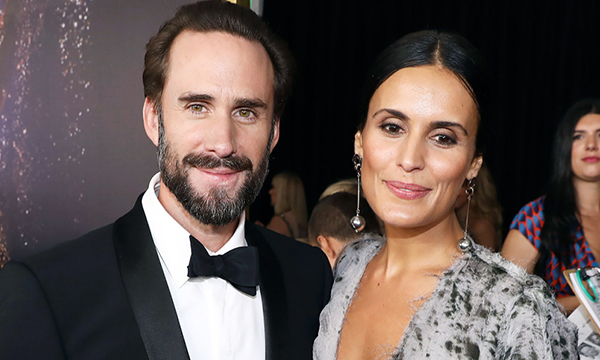 Joseph Fiennes Personal Life