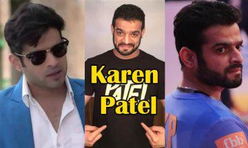 Karen Patel Indian Actor