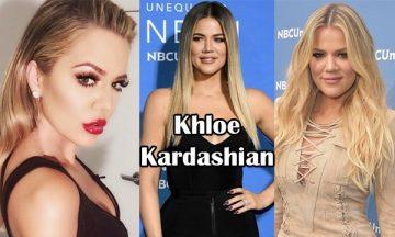 Khloe Kardashian American television personality