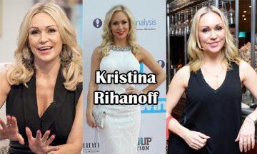 Kristina Rihanoff Professional dancer