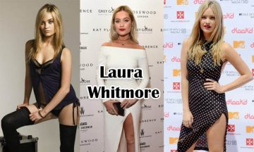 Laura Whitmore Irish presenter