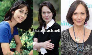 Leah Bracknell British actoress