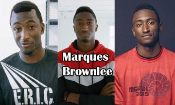 Marques Brownlee Youtube channel celebrity