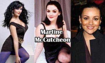 Martine McCutcheon English Singer