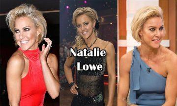 Natalie Lowe Australian ballroom dancer