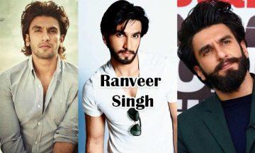 Ranveer Singh Indian Actor