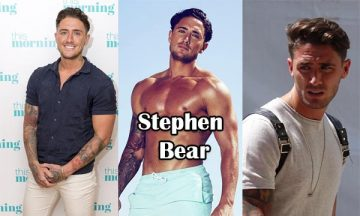 Stephen Bear Television personality