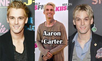 Aaron Carter Bio