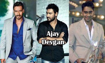 Ajay Devgan Bio