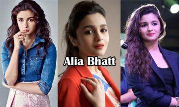 Alia Bhatt Bio