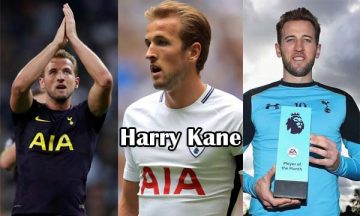 Harry Kane Bio