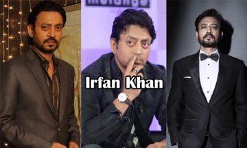 Irfan Khan bio