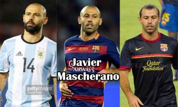 Javier Mascherano Bio
