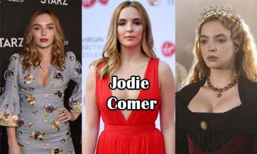 Jodie Comer Biography