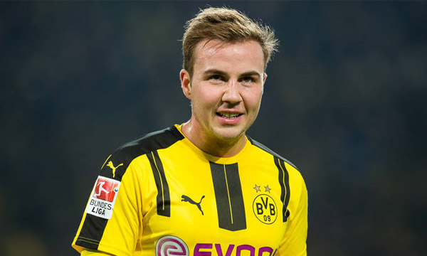Mario Gotze Biography