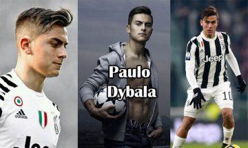 Paulo Dybala Bio