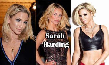 Sarah Harding Bio