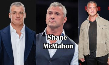 Shane McMahon American businessman