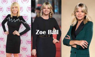 Zoe Ball Bio