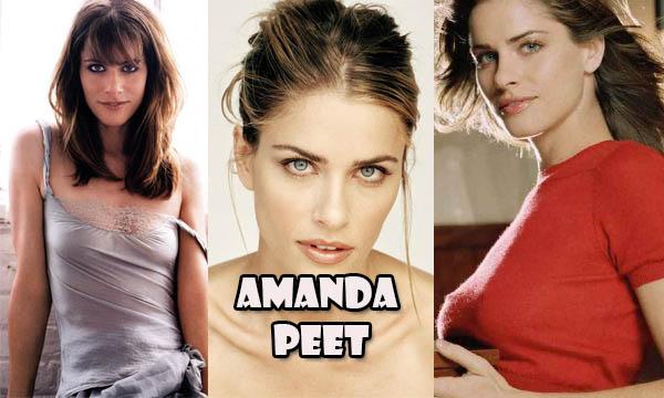 Amanda Peet Measurements