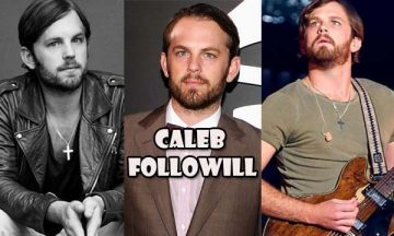 Caleb Followill Musical Artist