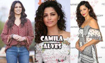 Camila Alves Model
