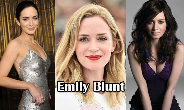 Emily Blunt Net Worth,...