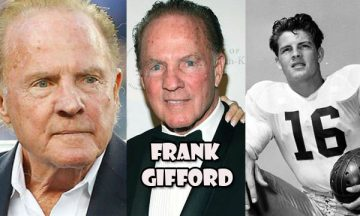 Frank Gifford NFL Player