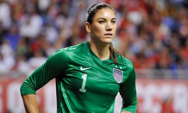 Pin on Hope solo